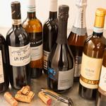 Wine @憩 - イタリアワインが充実!