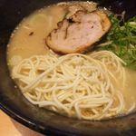 豚骨ラーメン さんじゅう丸 -