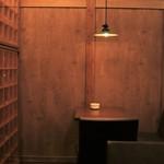 カフェ ラストワルツ - 落ち着くインテリア