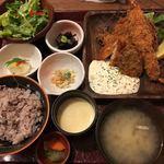 みやざき晴日 - 料理写真:海鮮カツ御膳