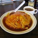 南京亭 - 料理写真:天津丼です。