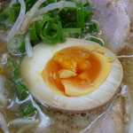 Menyashimpuukan - 煮玉子