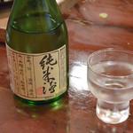 どぜう飯田屋 - 笹の川(1,200円)