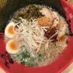 ずんどう屋 - 料理写真:全部乗せラーメン1100円