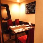 レストラン MIYAKO - 内観写真: