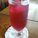 輪楽 - 夏季限定しそジュース
