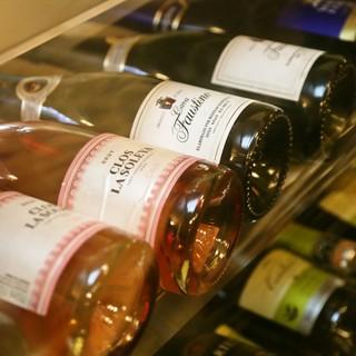 約30種類のワイン♪