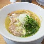 麺蔵あつお - 料理写真:鶏塩