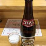 平八 - キリンラガー大瓶¥420(税別)