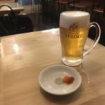 養正軒 - ビールとアテとしても美味しい辛味調味料