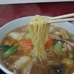 鵬龍 - 広東麺