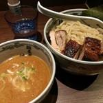 麺屋武蔵 神山 - 濃厚チャーシューつけ麺『350g』 2018年1月15日