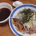 79593208 - 肉盛りつけ蕎麦・大盛(880円)