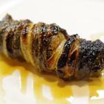 川二郎 - 料理写真:ひれ焼き