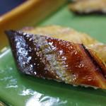 川二郎 - 鰻の燻製