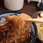赤坂麺道いってつ - 麺リフト
