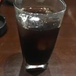 燻製居酒屋 くゆり - アイスコーヒー