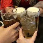 おまかせ - 乾杯★