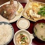 喜水丸 - 料理写真:えらべるセット 980円
