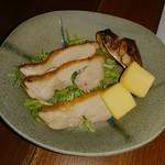 日本酒バル森 - 燻製3種盛合せ