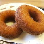 こんにゃく関所 - 豆乳ドーナッツ