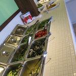 イルバッコ - 料理写真:サラダバー