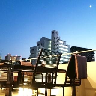 西鉄福岡駅、徒歩5分♪テラス席もあるお洒落な店内!
