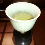 そばきり酒房 すだ金 - 蕎麦茶