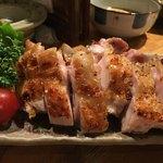 居酒屋 雑魚や - 地鶏焼き