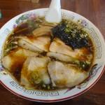 与作ラーメン - 料理写真:正油600円
