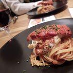Pasta&Grill ANTIBES - パスタ オマール海老のトマトソース スパゲッティーニ