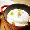 すてーき亭 - 料理写真:冬限定!温ったかチャウダーバーグ