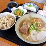 そば処 くんち - 料理写真: