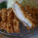 とんかつ田なか屋 - 料理写真: