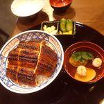 79606818 - 特上鰻丼 3400円
