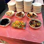 アパホテル - 和風煮物コーナー(2018年1月)