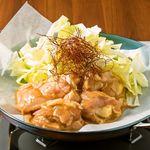 鶏ちゃん焼 時  - 甲斐地軍鶏(山梨県産)