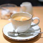 サンプリシテ - コーヒー