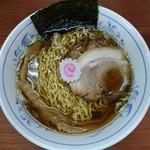ついてる中山 - 料理写真:中華そば700円