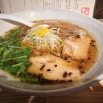 中華そば いちかばちか - 料理写真:中華そば(醤油)700円