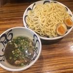 麺鮮醤油房 周月 - つけそば 中盛(300g)