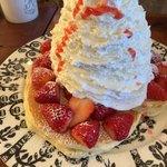 カフェ アンジェ・フレーゼ - 天使のパンケーキ
