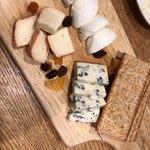 SALVATORE CUOMO&BAR - チーズ盛り合わせ
