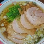 79616987 - チャーシュー麺