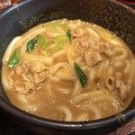 富貴堂 - 料理写真:富貴堂カレーうどん 690円