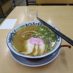 三代目やぐら和歌山中華そば - 料理写真: