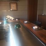 柿安銀座別邸 - 個室 鉄板