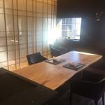 柿安銀座別邸 - 個室和室
