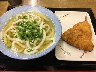 吾里丸うどん2 - 今日の夕食(;ω;)