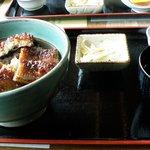 うなぎの水野 - うな丼定食